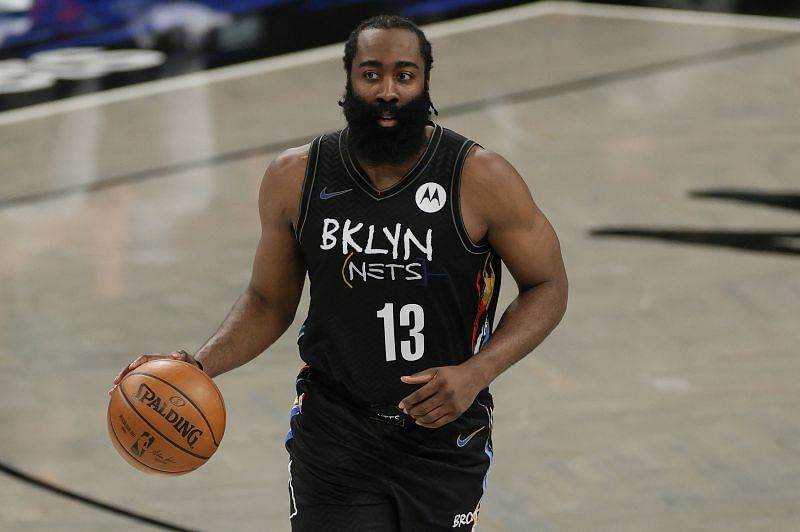 James Harden was influential in the Brooklyn Nets first-round series against the Celtics