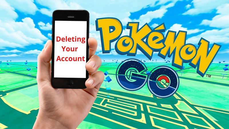 The permanent deletion of a Pokemon GO account is irreversible (Image via Niantic)