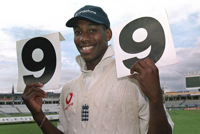 Alex Tudor was the star during the ENG vs NZ Test at Edgbaston in 1999