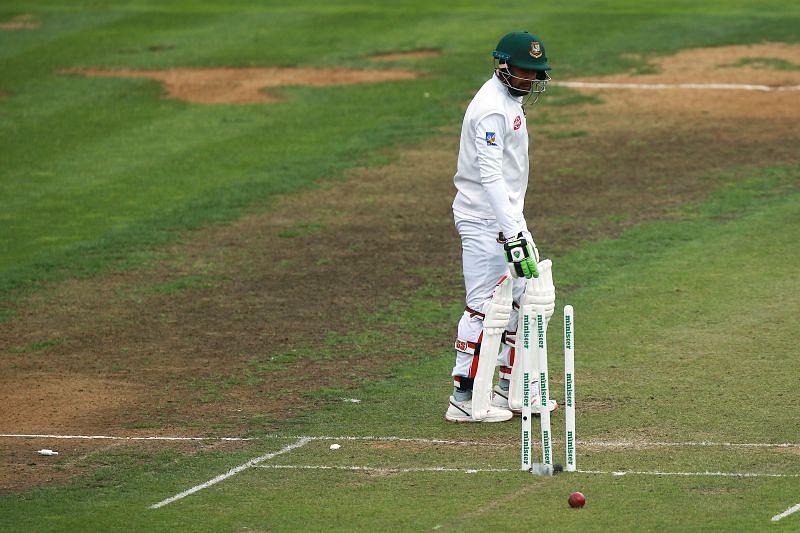 New Zealand v Bangladesh - 2nd Test: Day 3