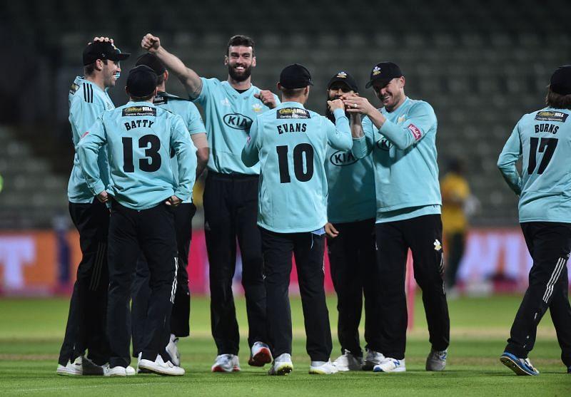 Surrey v Nottinghamshire - T20 Blast 2020 Final
