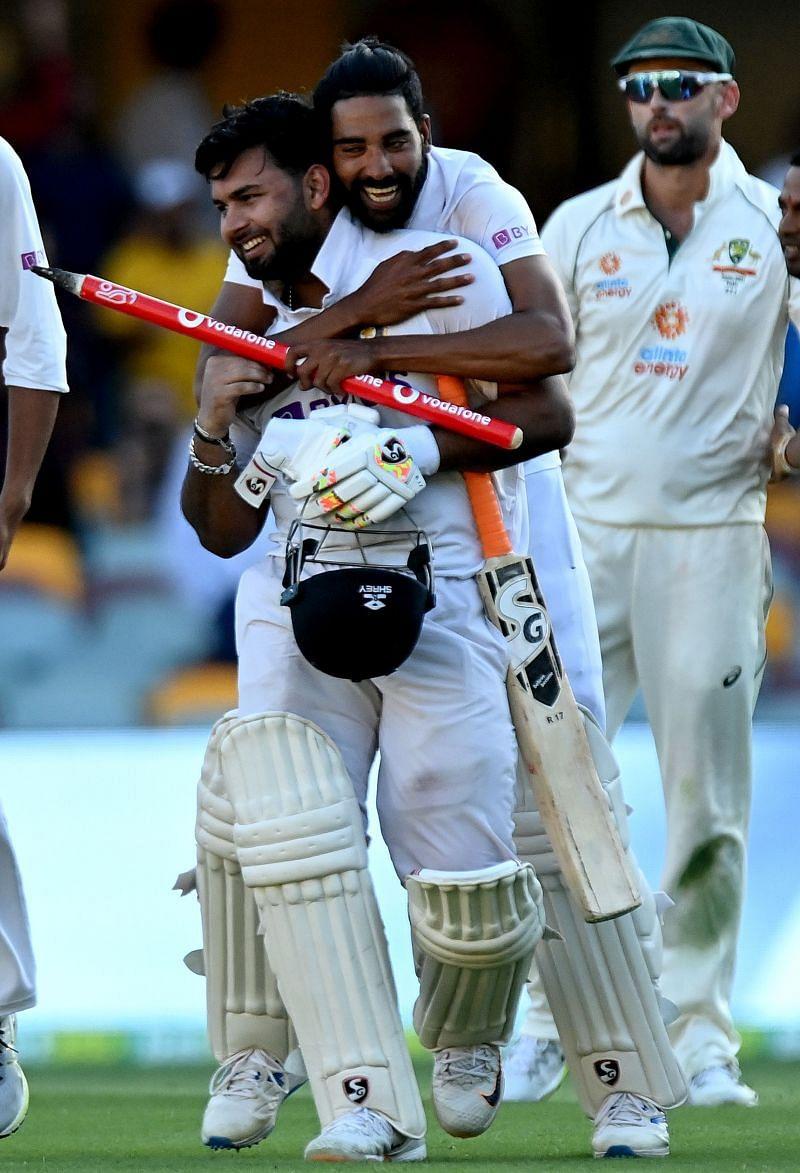 ऋषभ पंत ने ऑस्ट्रेलिया में खेली अपने करियर की बेस्ट पारी