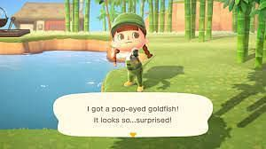 Fishing is one of the most enjoyable activities in Animal Crossing: New Horizons (Image via Animal Crossing wiki)