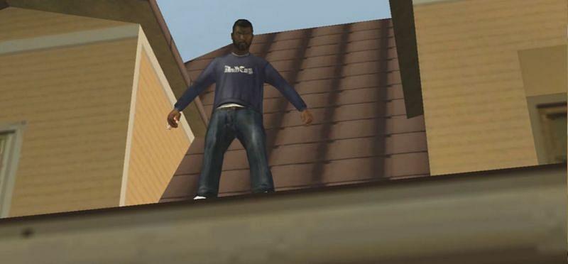 Madd Dogg était un rappeur dans GTA San Andreas (Image via GTA Wiki - Fandom)