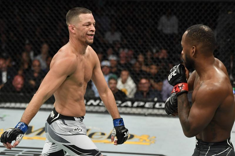 Nate Diaz has sent out a message to all his doubters