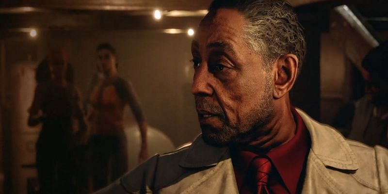 Anton Castillo in Far Cry 6 opening cinematic (Image via Ubisoft)