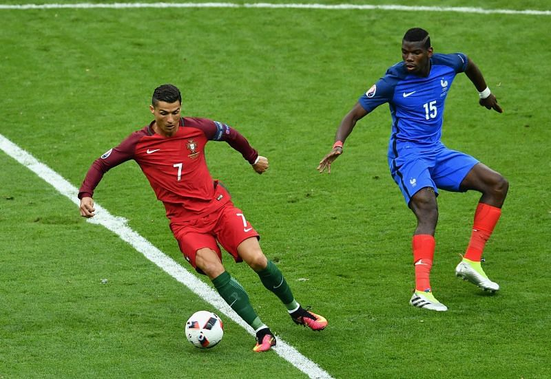 Portugal take on France this week