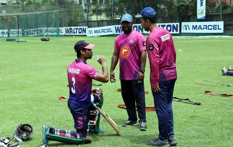Dhaka T20 League (Image Courtesy: BCB Tigers Twitter)