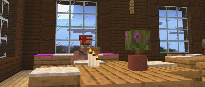 Candles are available in Bedrock (Image via Mojang)