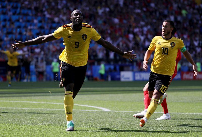 Belgium have a powerful squad