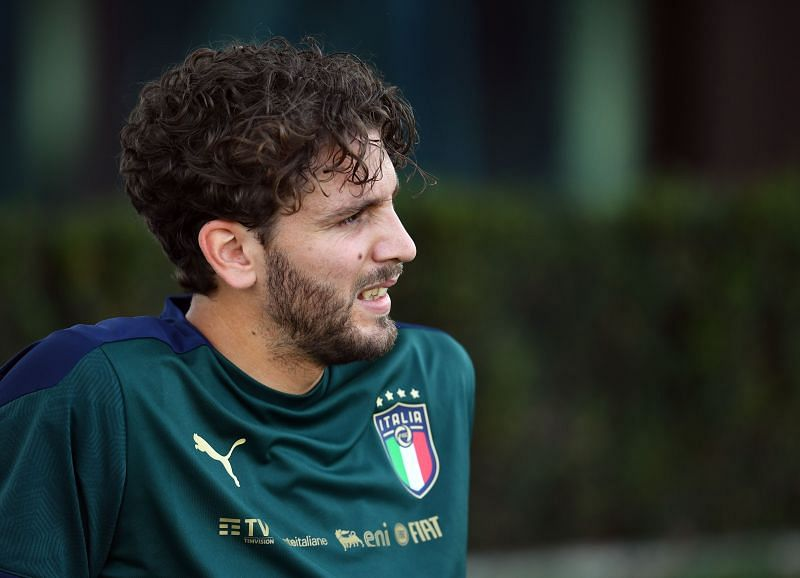 Locatelli has been a standout player for Italy at Euro 2020