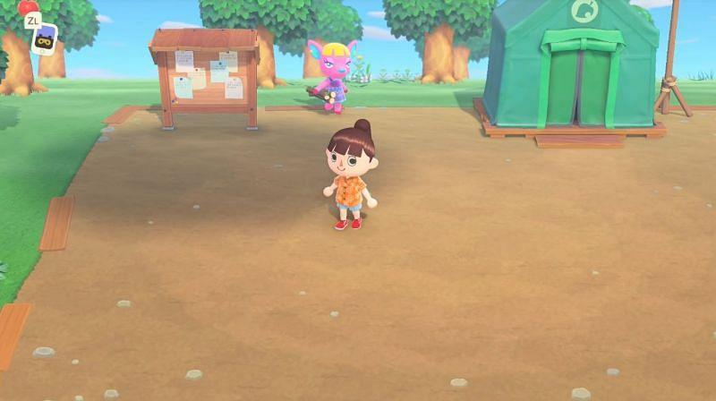 A new island in Animal Crossing. Image via Animal Crossing World