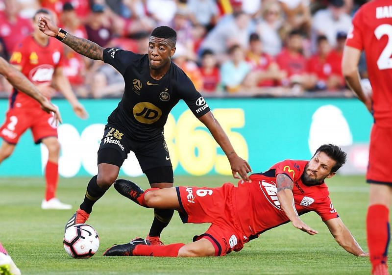 Adelaide United and Western Sydney are both competing for a place in the finals series