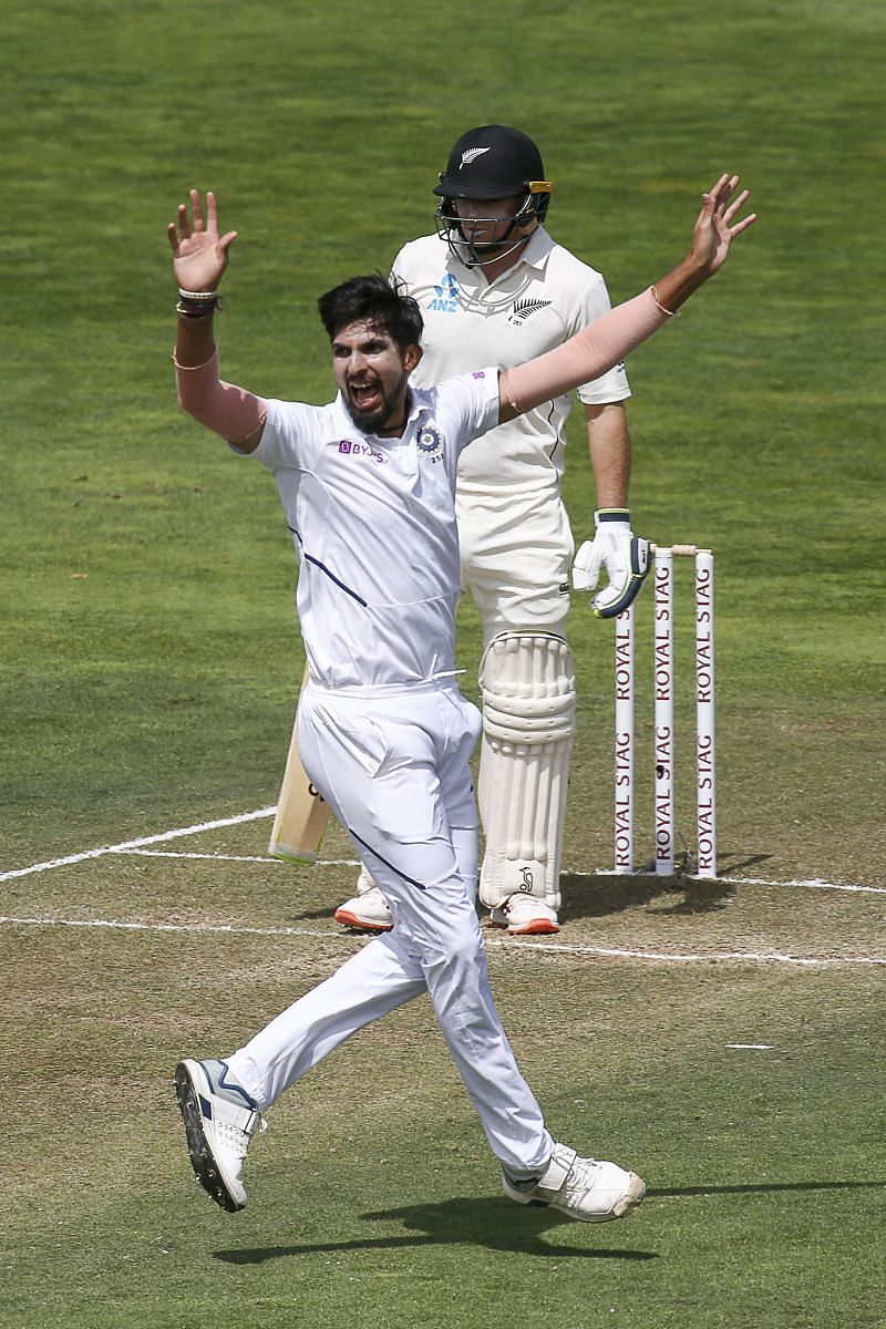 Ishant will lead the Indian pace attack in England this summer.