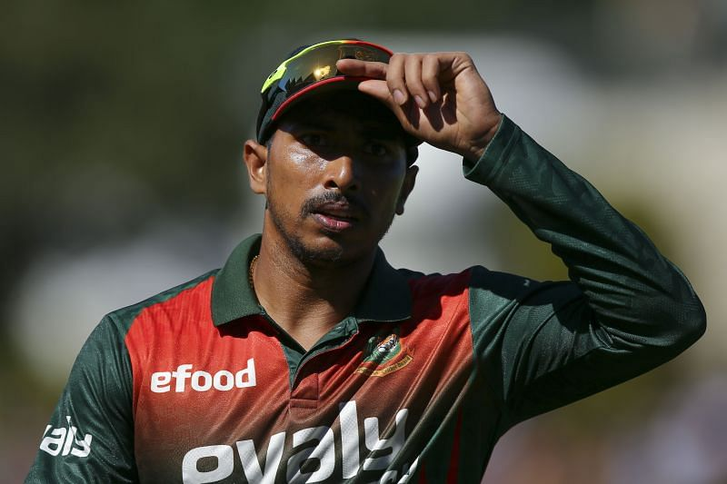 New Zealand v Bangladesh - ODI Game 3
