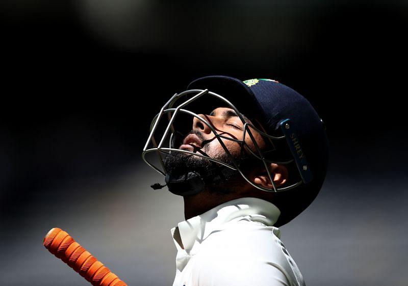 File photo of Indian wicket-keeper batsman Rishabh Pant
