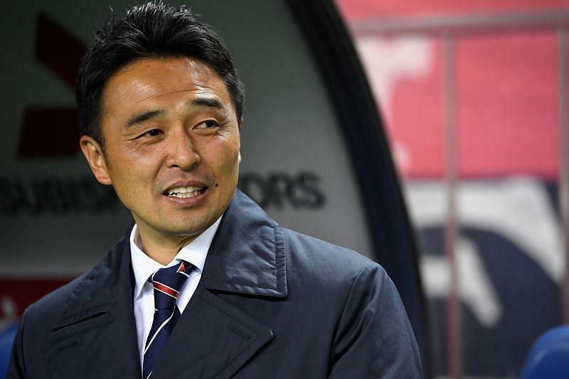 Tatsuma Yoshida has been the coach of Singapore