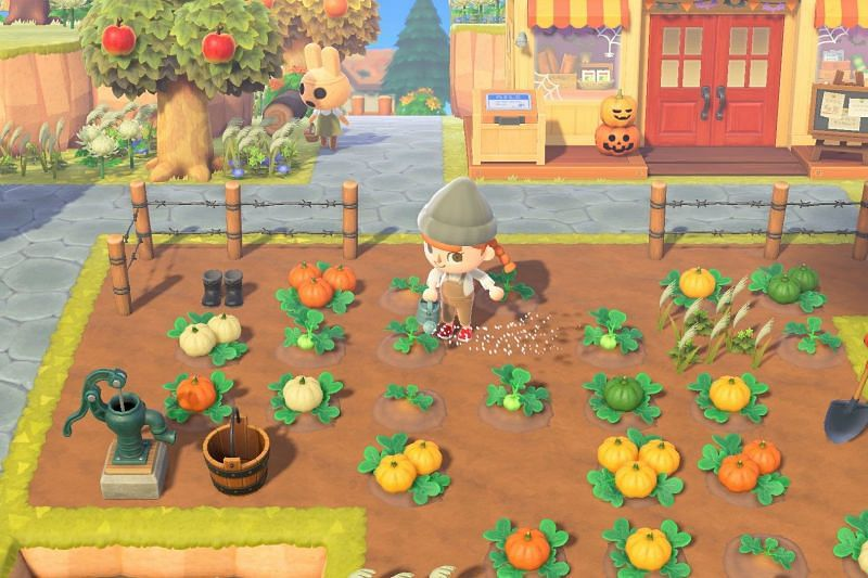 Villagers in Animal Crossing: New Horizons (Image via Wired)