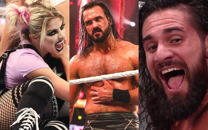 These decisions at WWE Hell in a Cell 2021 may not have been the best