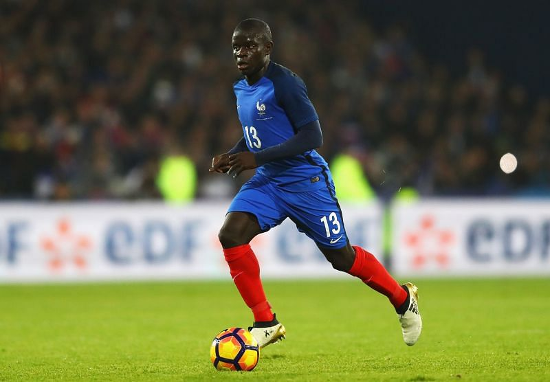 Kante has been in a class of his own in the last few months