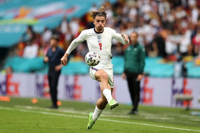 Jack Grealish impressed from the bench for England against Germany.