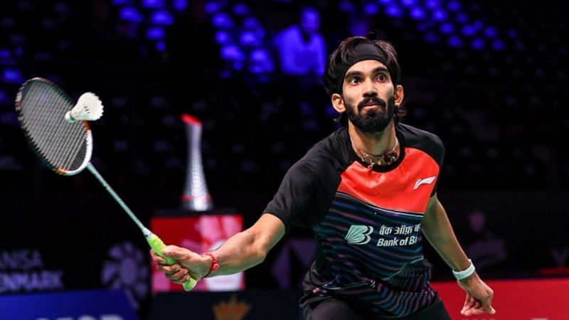 Kidambi Srikanth: Former World No 1 who failed to qualify for the Olympics