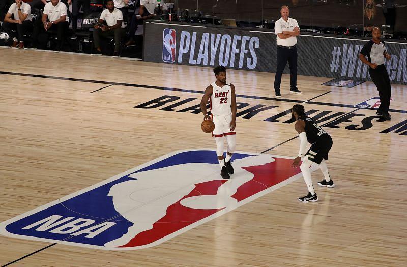 The Miami Heat were dominant against the Milwaukee Bucks in last year playoffs