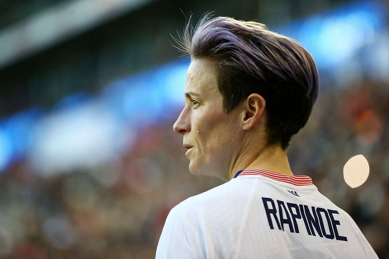 Megan Rapinoe is one of the many LGBTQ athletes who are busy challenging stereotypes and stigma in sports.