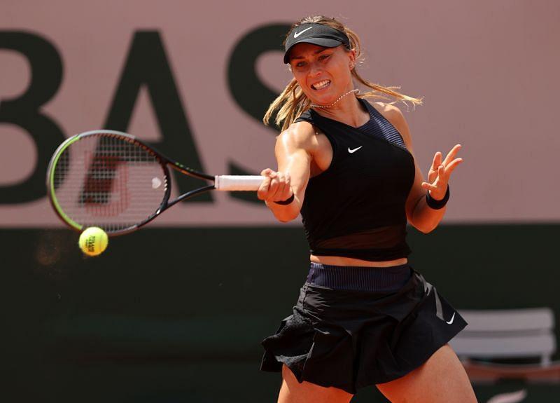 Paula Padusa a câștigat o serie de victorii de nouă jocuri la rând