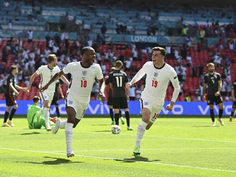 Raheem Sterling will hope to score a third goal against Germany