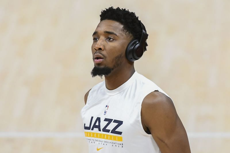 Donovan Mitchell has been on song in the 2021 NBA playoffs.