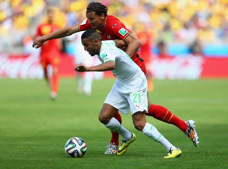 Algeria will take on Tunisia in a friendly on Friday