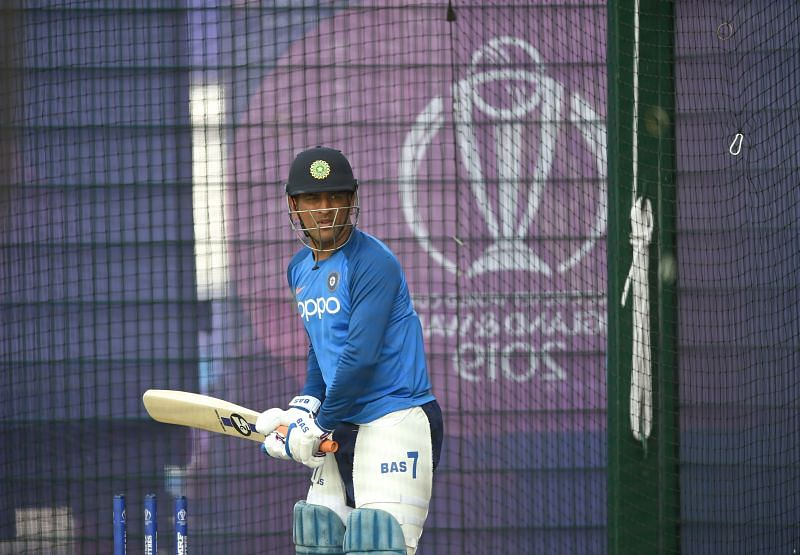 Dhoni retired from international cricket in 2