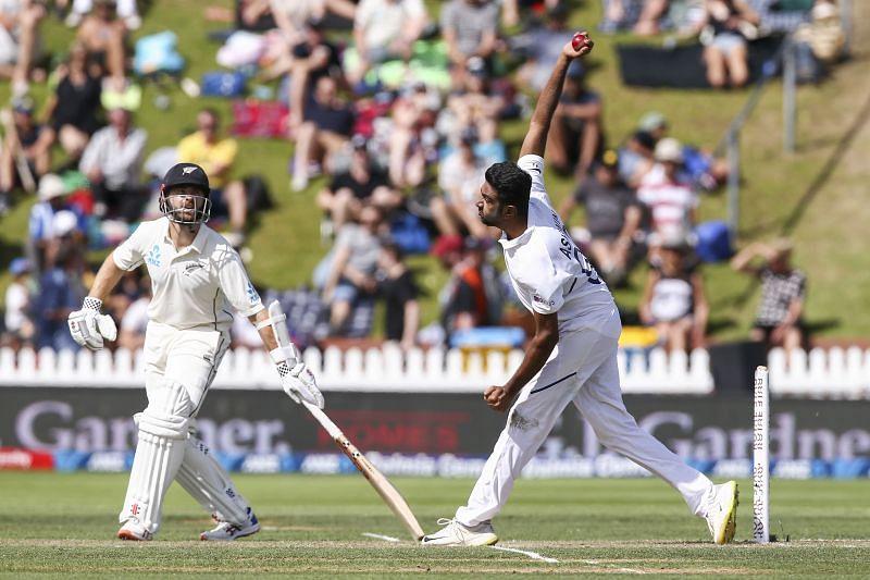 Ravichandran Ashwin. Pic: Getty Images