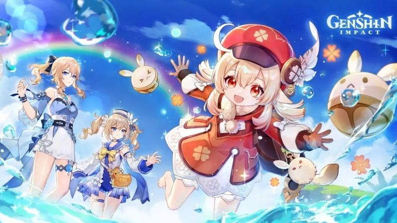 The Midsummer Island Adventure is going to arrive in this update (Image via miHoYo)