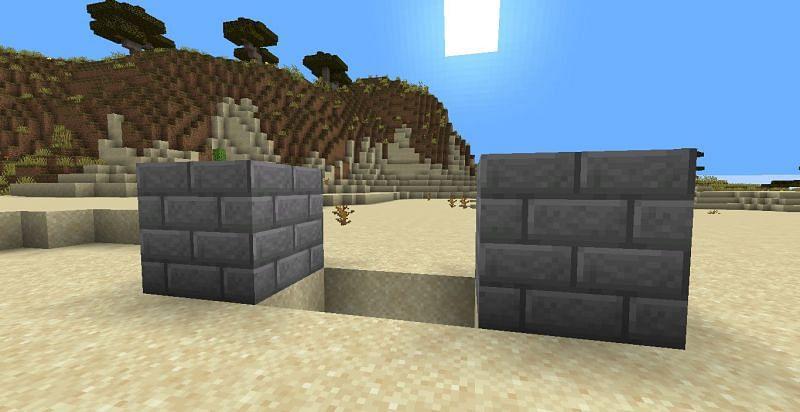 .Dig pit (Image via Minecraft)