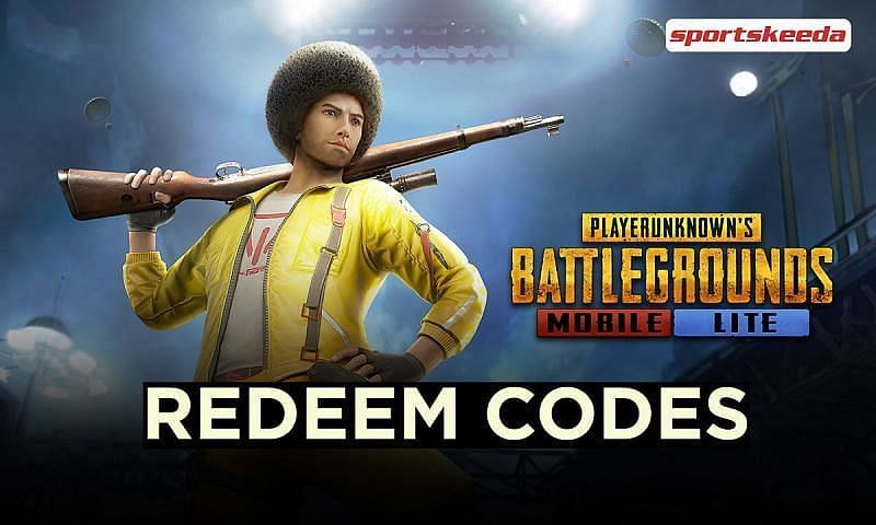 Redeem codes are a great way to claim exciting rewards in PUBG Mobile Lite