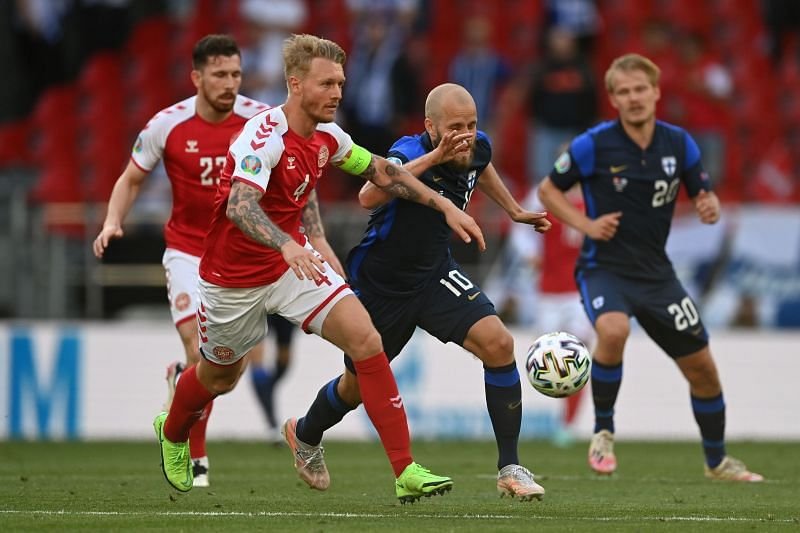 Denmark have a good squad