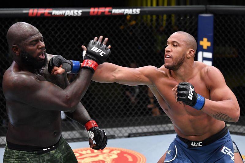 Could Ciryl Gane be the next UFC heavyweight champion?