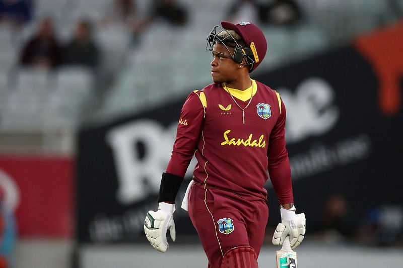 Shimron Hetmyer will make his PSL debut in the United Arab Emirates this month
