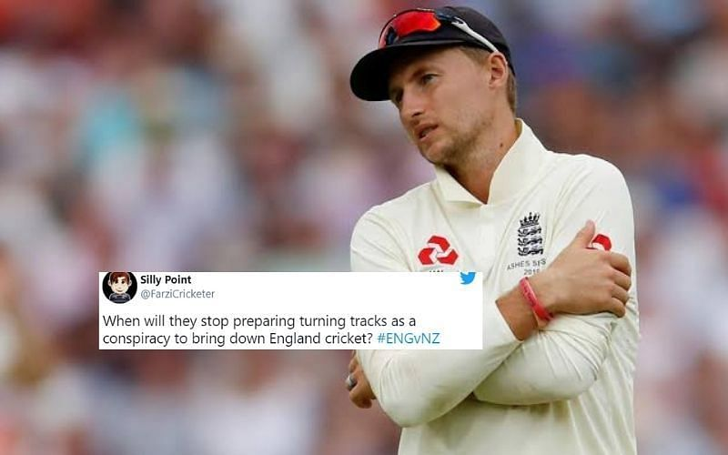 England lost their first Test series at home since 2014
