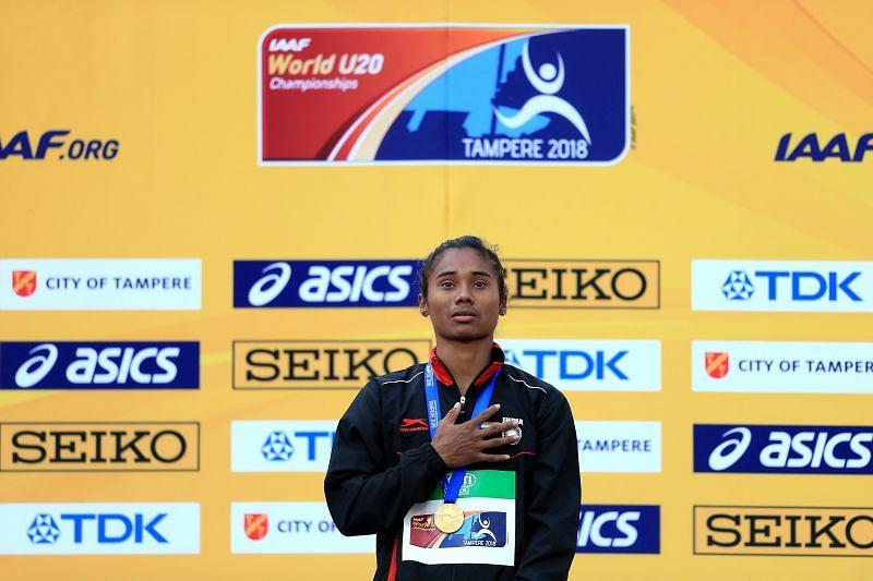 IAAF World U20 Championships - Day 3