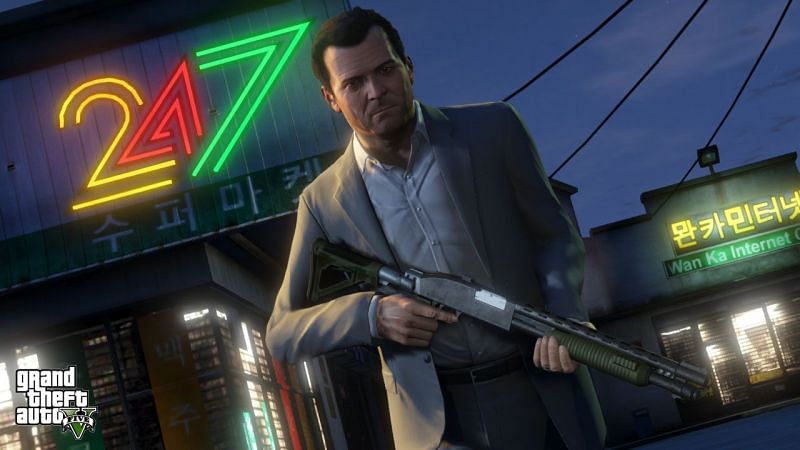 """""""Look, we do what we gotta do to survive."""" (Image via GTA Wiki)"""
