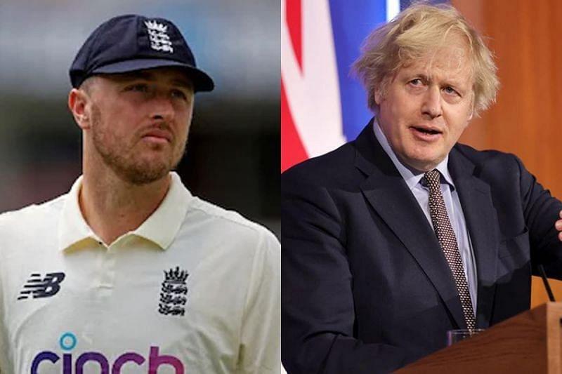 इंग्लैंड के प्रधानमंत्री बोरिस जॉनसन और कैबिनेट मिनिस्टर ओलिवर डोडेन ने नाराजगी जताई है
