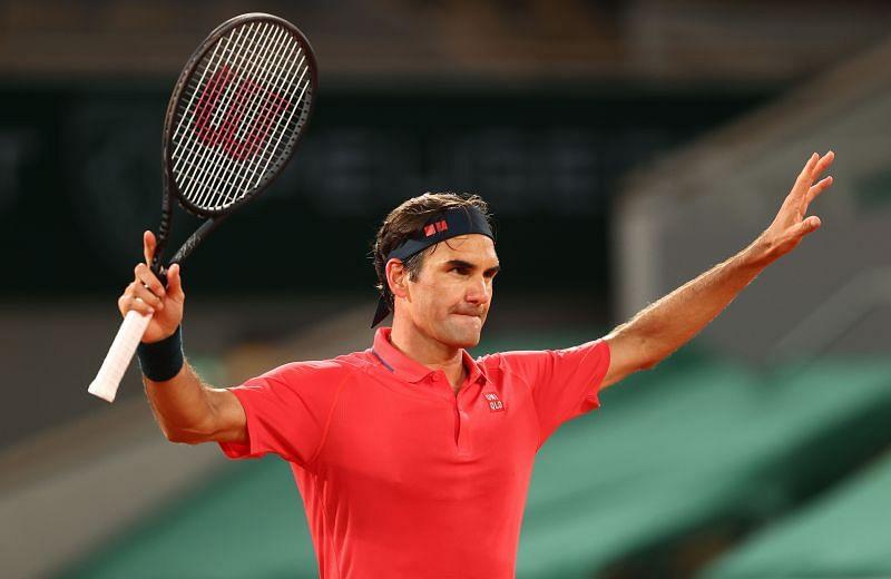 Andy Murray lauded Roger Federer