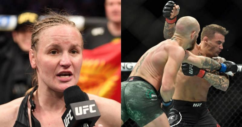 Valentina Shevchenko believes Conor McGregor will make the right adjustments at UFC 264.