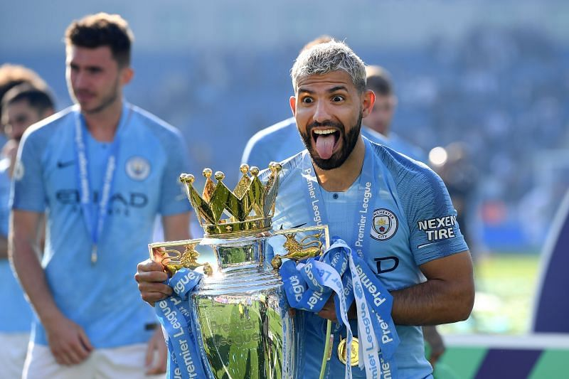 Sergio Aguero is a certified Premier League legend