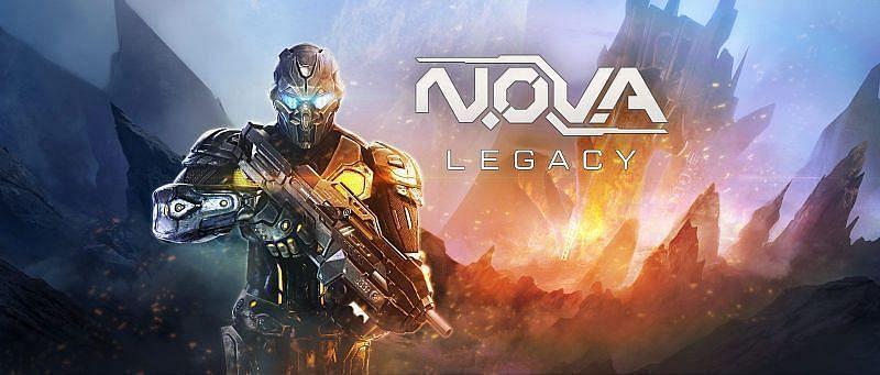 N.O.V.A लिगेसी