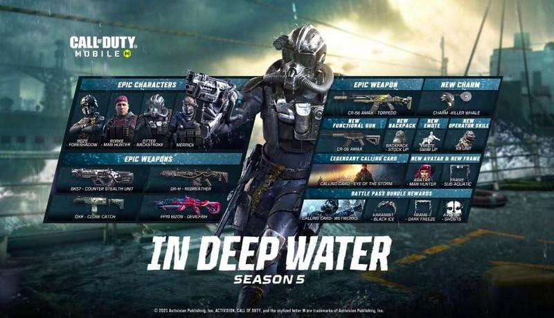 New Battle Pass (Image via Activision)