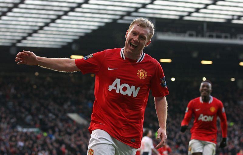 Paul Scholes is one of the best midfielders in the Premier League era.